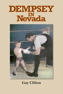 Dempsey In Nevada by Guy Clifton