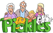Pickles Comic Strip